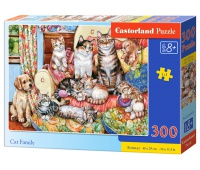 PUZZLE 300EL CAT FAMILY, Podkategoria, Kategoria