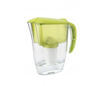 Filter jug, AQUAPHOR Smile + Magnesium cartridge A5 mg, lime