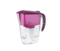 Filter jug, AQUAPHOR Smile + Magnesium cartridge A5 mg, fuchsia