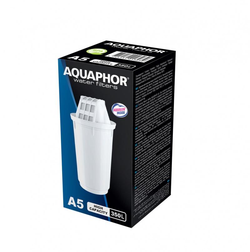 Wkład filtrujący AQUAPHOR A5 do dzbanka filtrującego, Czajniki, Wyposażenie biura