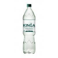 Woda mineralna KINGA PIENIŃSKA, naturalna, 1,5l, Woda, Artykuły spożywcze