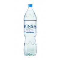 Woda mineralna KINGA PIENIŃSKA, niegazowana, 1,5l, Woda, Artykuły spożywcze