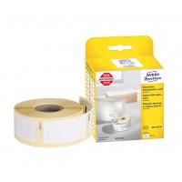 Etykiety adresowe Avery Zweckform w rolce do drukarek termicznych, 500etyk./1rolka, 25 x 54 mm, trwałe, białe, Etykiety w rolce do termodruku, Papier i etykiety
