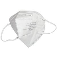 Półmaska filtrująca FFP2, 20szt., biała, Maski, Ochrona indywidualna