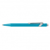 Długopis 849 Metal-X Line, Turquoise (turkusowy), Długopisy, Artykuły do pisania i korygowania