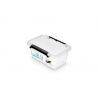 Pojemnik ORPLAST Simple Box, 500ML (150 x 95 x 65mm), transparentny, Pudła, Wyposażenie biura