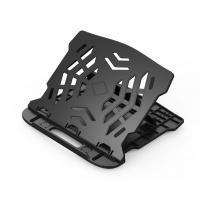 Podstawa pod laptopa Q-CONNECT, 25,5 x 1,8 x 28 cm, czarna, Ergonomia, Akcesoria komputerowe