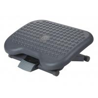 Podnóżek Q-CONNECT, premium, 460 x 340 x 110 mm, Podnóżki i taborety, Wyposażenie biura