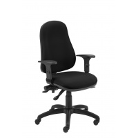 Office chair OFFICE PRODUCTS Thassos, black