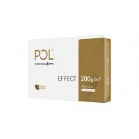 Papier ksero satynowy IP POL EFFECT, A4, klasa A++, 168CIE, 200gsm, 250ark., Papier do kopiarek, Papier i etykiety