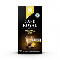 Kapsułki kawowe CAFE ROYAL ESPRESSO, 10 szt, Kawa, Artykuły spożywcze