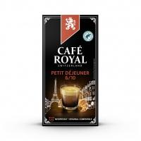 Kapsułki kawowe CAFE ROYAL PETIT DEJEUNER, 10 szt, Kawa, Artykuły spożywcze