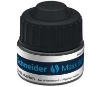 Stacja uzupełniająca SCHNEIDER Maxx 665, 30ml, czarny, Markery, Artykuły do pisania i korygowania