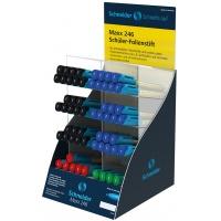 Display markerów niepermanentnych dla dzieci SCHNEIDER Maxx 246, 0,7mm, 60 szt., miks kolorów