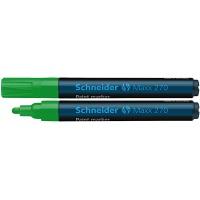 Marker olejowy SCHNEIDER Maxx 270, okrągły, 1-3mm, zielony, Markery, Artykuły do pisania i korygowania