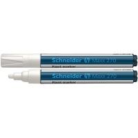 Marker olejowy Maxx 270 okrągły 1-3 mm biały, Markery, Artykuły do pisania i korygowania