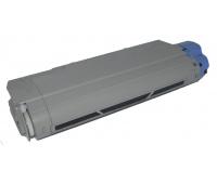 Toner PEACH R OKI 43865724 (do C 5850), black, Tonery, Materiały eksploatacyjne