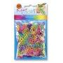 Gumki RUBBER LOOPS, ósemki, 500szt., mix kolorów, Produkty kreatywne, Szkoła 2015