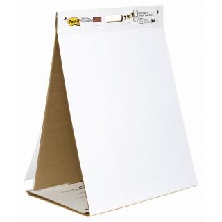 Samoprzylepne Arkusze Konferencyjne Post-it® (563 DE), na stół, 58,4x50,8cm, 20 kart.