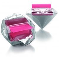 Podajnik do bloczków samop. Post-it® w kształcie diamentu (DIA330) 1 bloczek GRATIS, Bloczki samoprzylepne, Papier i etykiety