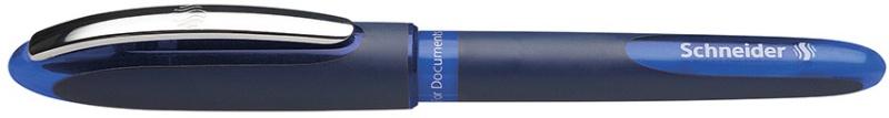 Pióro kulkowe SCHNEIDER One Business, 0,6 mm, niebieski
