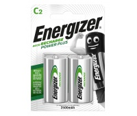 RECHARGEABLE ENERGIZER POWER PLUS C/2 PCS