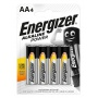BATTERY ENERGIZER BASE POWER SEAL AA LR6 /4 PCS