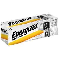 Bateria ENERGIZER Industrial, C, LR14, 1,5V, 12szt.