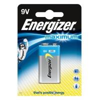 Bateria ENERGIZER Maximum, E, 6LR61,9V