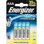 Bateria ENERGIZER Maximum, AAA, LR03, 1,5V, 4szt., Baterie, Urządzenia i maszyny biurowe