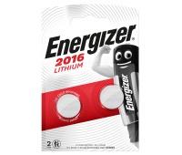 Bateria specjalistyczna ENERGIZER, CR2016,3V, 2szt.