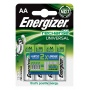 Akumulator ENERGIZER Universal, AA, HR6, 1,2V, 1300mAh, 4szt.
