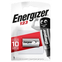 Bateria ENERGIZER Photo Lithium, 123,3V