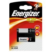 Battery, ENERGIZER Photo Lithium, 2CR5, 6V