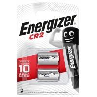 Battery, ENERGIZER Photo Lithium, CR2, 3V, 2 pcs