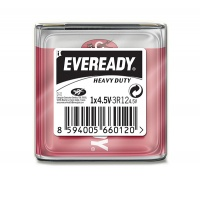 Bateria EVEREADY Heavy Duty, 3R12, 4,5V
