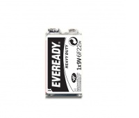 Bateria EVEREADY Heavy Duty, E, 6F22,9V