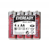 Bateria EVEREADY Heavy Duty, AA, R6, 1,5V, 4szt.