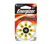 Bateria słuchowa ENERGIZER, 10, 8szt., Baterie, Urządzenia i maszyny biurowe