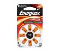 Bateria słuchowa ENERGIZER, 13, 8szt., Baterie, Urządzenia i maszyny biurowe