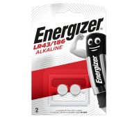 Special battery, ENERGIZER, 186, 1.5V, 2 pieces
