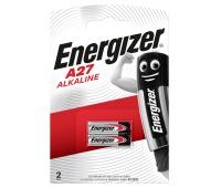Bateria specjalistyczna ENERGIZER, A27, 12V, 2szt., Baterie, Urządzenia i maszyny biurowe
