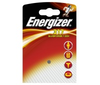 Bateria zegarkowa ENERGIZER, 317, Baterie, Urządzenia i maszyny biurowe