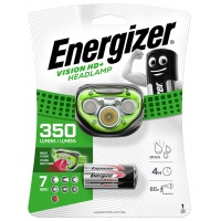 Frontal torch (flashlight) ENERGIZER, 7 Led Headlight + 3 pieces of AAA batteries, black