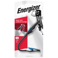 Torch, ENERGIZER Booklite Led + 2 CR2023 batteries, black