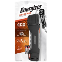 Torch ENERGIZER Hard Case Professional Led + four AA batteries, black