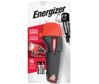 Torch, ENERGIZER Impact Led + two AA batteries, black