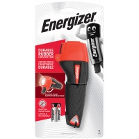 Torch, ENERGIZER Impact Led + two AAA batteries, black