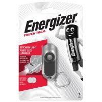 Latarka ENERGIZER Keyring Led + 1szt. baterii 2CR2016, czarna, Latarki, Urządzenia i maszyny biurowe