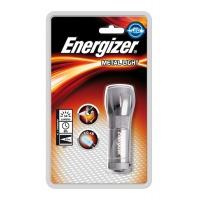 Latarka ENERGIZER Metal Led, srebrna, Latarki, Urządzenia i maszyny biurowe